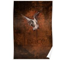 """Dove of Peace"" Poster"