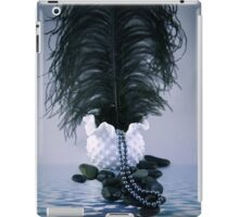 Feather and Pearls iPad Case/Skin