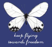freedom in flight by gypsysouls