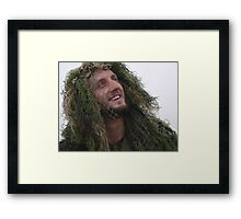 Merman Framed Print