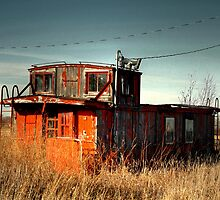 Need a Caboose!!! by Larry Trupp