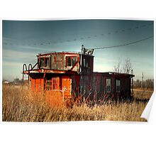 Need a Caboose!!! Poster