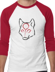 Okami - Amaterasu Men's Baseball ¾ T-Shirt