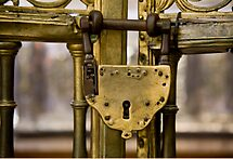 Closed And Locked by phil decocco