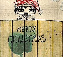 Santa by qufelia