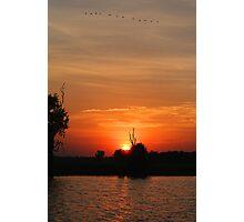 Yellow Waters Photographic Print