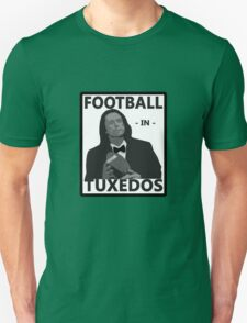 The Room - Football in Tuxedos T-Shirt