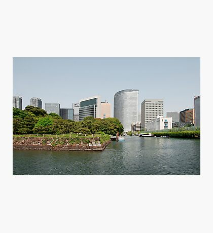 Tokyo Water Front, Japan  Photographic Print