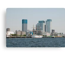 Tokyo Waterfront  Canvas Print