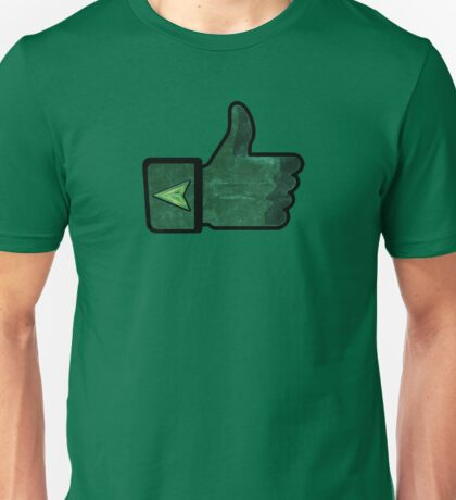 Green Arrow! Unisex T-Shirt