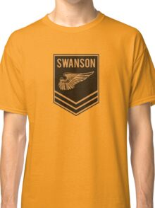 Parks and Recreation - Swanson Ranger Club Classic T-Shirt