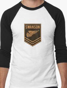 Parks and Recreation - Swanson Ranger Club Men's Baseball ¾ T-Shirt