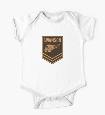 Parks and Recreation - Swanson Ranger Club One Piece - Short Sleeve