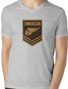 Parks and Recreation - Swanson Ranger Club Mens V-Neck T-Shirt