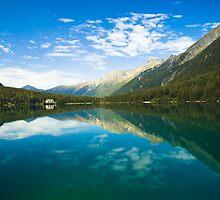 Lago di Anterselva by vasileva