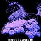 Unicorn Christmas by Dawn B Davies-McIninch