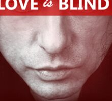 The Room - Love is Blind Sticker