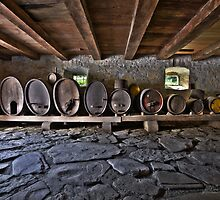 Old Wine Cellar by Mario Curcio