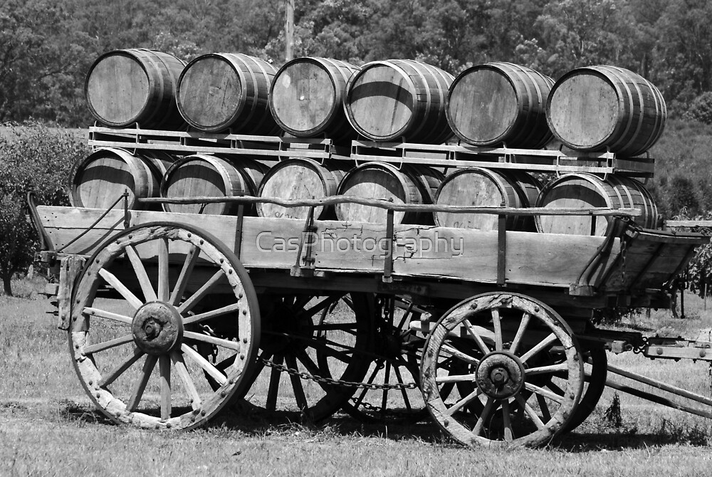 Wine Wagon - NSW by CasPhotography