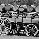 Wine Wagon - NSW by CasPhotography
