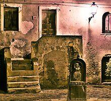Old Fountain by Mario Curcio