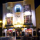 Brighton pubs at night 32 - The Cricketers by Eyeswide