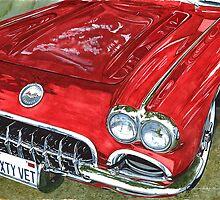 60 Vette by Anthony Billings