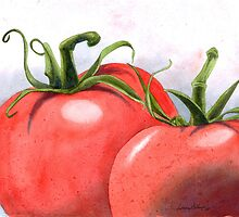 Tomatoes 3 by Anthony Billings