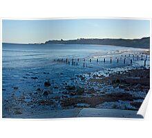 Sandsend Bay Poster