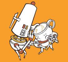 Gossip Over Tea by Zach Wong