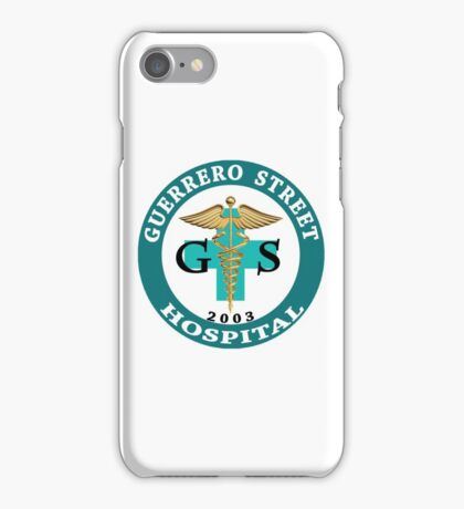 The Room - Guerrero Street Hospital iPhone Case/Skin