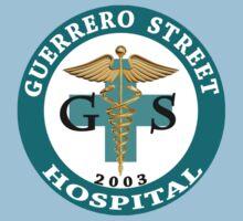The Room - Guerrero Street Hospital T-Shirt