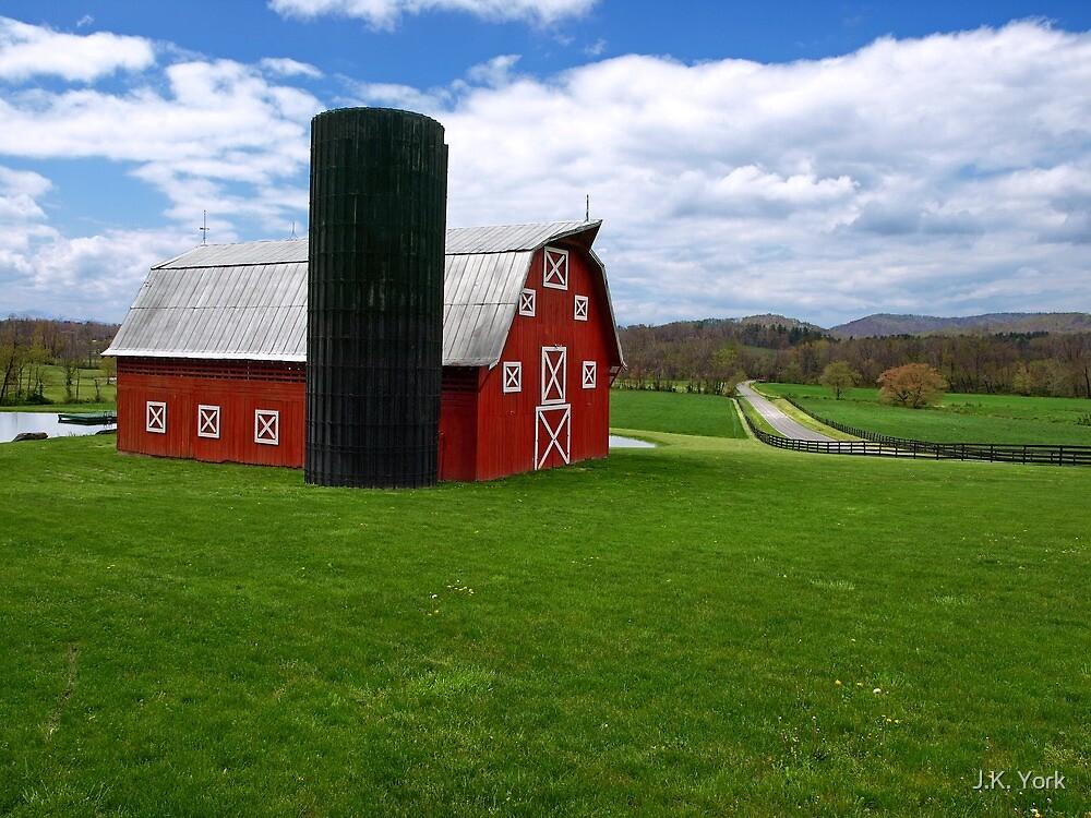 green acres by J.K. York