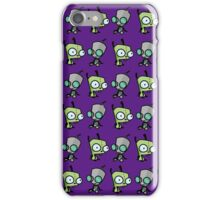 Checkered Gir pattern iPhone Case/Skin