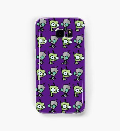Checkered Gir pattern Samsung Galaxy Case/Skin
