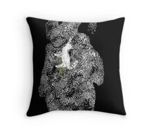 the ties that bind 3 Throw Pillow