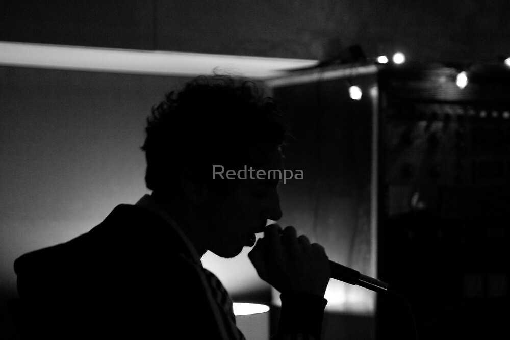 I N  T H E  S T U D I O by Redtempa