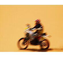 Desert Challenge Photographic Print