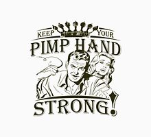 Keep Your Pimp Hand Strong Men's Baseball ¾ T-Shirt