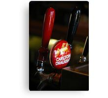 Now THAT'S A Classic Draught Horse, Mate Canvas Print