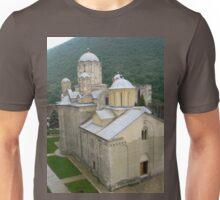 an awe-inspiring Serbia landscape Unisex T-Shirt