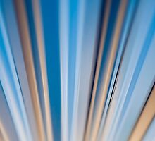 Blue Lines by doorfrontphotos