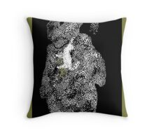 the ties that bind 4 Throw Pillow