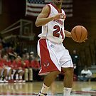 American Basketball - Marist College, NY  by rjhphoto