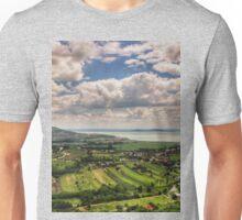 a beautiful Serbia landscape Unisex T-Shirt