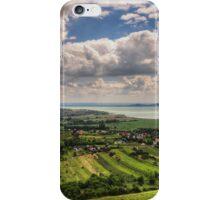 a beautiful Serbia landscape iPhone Case/Skin