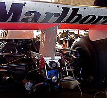 Marlboro McLaren M23 by marc melander
