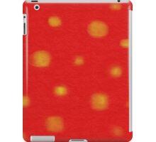 Wattle and bottle brush iPad Case/Skin