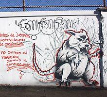 RAT IN THE RUN by William Vazquez