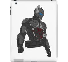 Dark Knight colored iPad Case/Skin
